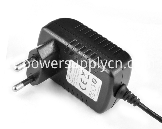 Eu Power Plug Cable Adaptor